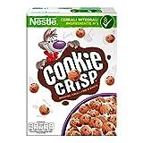 Cookie Crisp Cereali a Forma di Biscotto Cookie, 360 g
