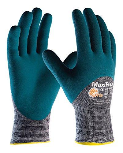 DBI Trading Maxi Flex Comfort Guanti da lavoro, taglia 9(L), 3pezzi, 2435l3