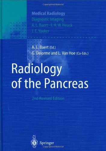 Radiology of the Pancreas (Medical Radiology / Diagnostic Imaging) (1999-04-28)