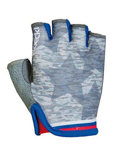 Roeckl Kinder Tivoli Handschuhe, grau, 5