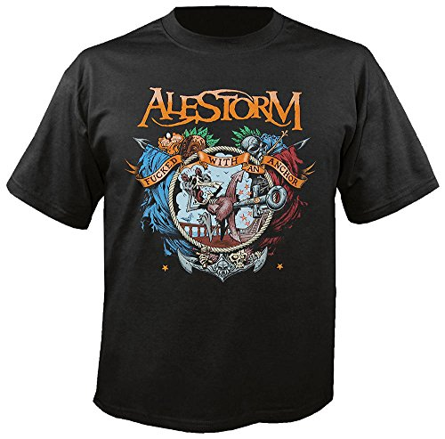 ALESTORM - Fucked with an Anchor - T-Shirt