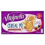 Vitasnella Cereal Yo Frutti Rossi - 253 g