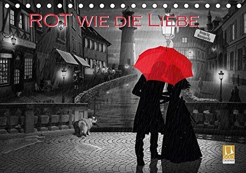 Rot wie die Liebe by Mausopardia (Tischkalender 2018 DIN A5 quer): Schöne Frauen von sexy Pin-Up Girls bis mondän. (Monatskalender, 14 Seiten ) ... 06, 2017] Jüngling alias Mausopardia, (Jahre Girls 50er Kleider)