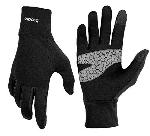 Flycoo Warm bleiben Handschuhe Touchscreen Fahrrad Radsport Camping Sport Handschuhe für Damen und Herren Fashion