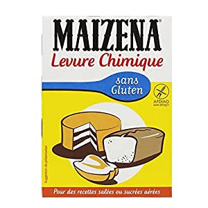 maizena levure chimique sans gluten 57 g amazon pantry. Black Bedroom Furniture Sets. Home Design Ideas