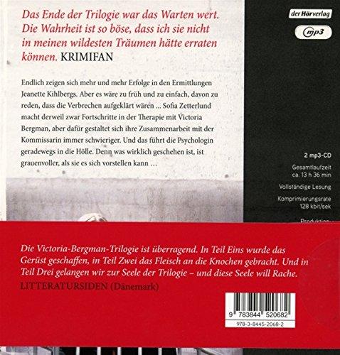 Die Victoria-Bergman-Trilogie: Krähenmädchen - Narbenkind - Schattenschrei. Die Limitierte Gesamtausgabe - Psychothriller: Alle Infos bei Amazon