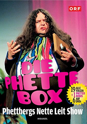 Phettbergs Nette Leit Show – Die Phette Box