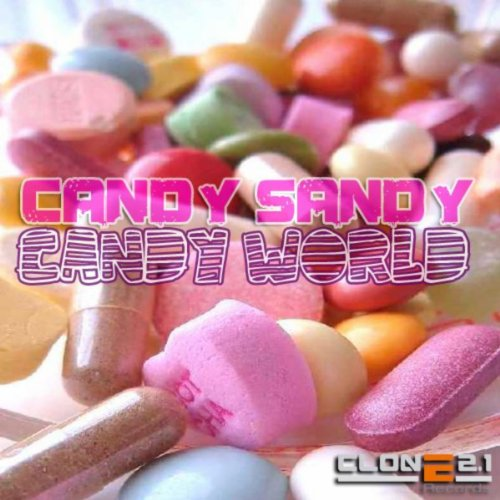 Candy World EP - Sandy Candy