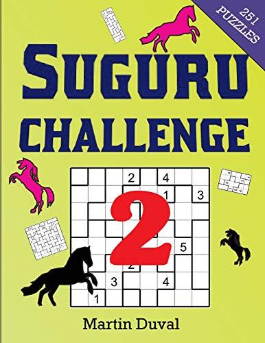 Price comparison product image Suguru Challenge vol.2
