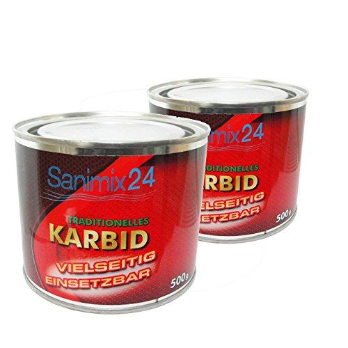 1Kg Karbid ALT BEWÄHRT & ERGIEBIG große Stücke für langanhaltende Wirkung und hohe Gasentwicklung für Karbidlampen Karbidschweißen usw. - 24h SOFORTVERSAND - Carbid Calciumkarbid