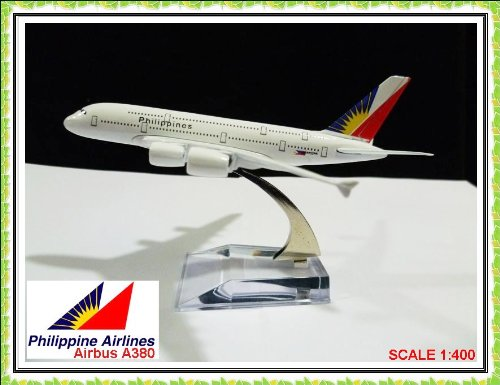 airbus-a380-philippines-metal-plane-model-16cm