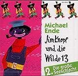 Jim Knopf und die Wilde 13 - CDs: Jim Knopf und die Wilde 13, Hörspiel, Audio-CDs, Tl.2, Die große Seeschlacht, 1 CD-Audio