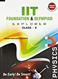 IIT Foundation & Olympiad Explorer - Physics - 10