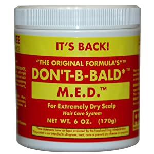 DBB M.E.D. Hair/Scalp H/D 118g