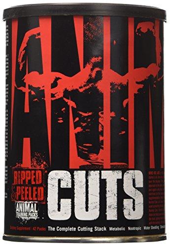 Universal Animal Cuts 42 Paks