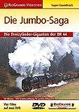 Die Jumbo-Saga - Dreizylinder-Giganten der BR 44