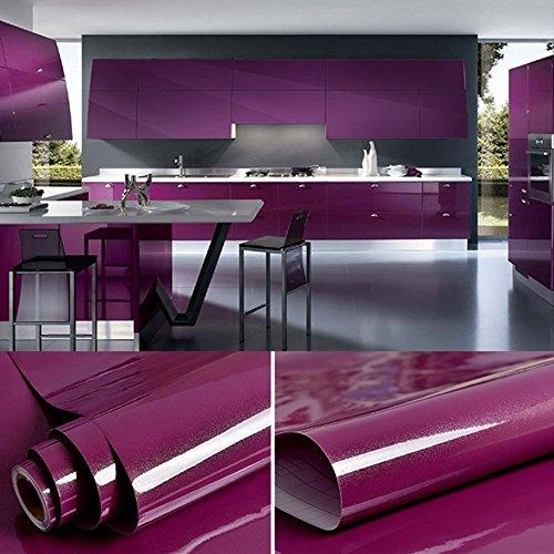 11M x 0,61m PVC Retorno Pegatina Adhesivo Cocina