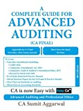 A Complete Guide for Advanced Auditing - CA Final_4th Edition (Fourth Edition)
