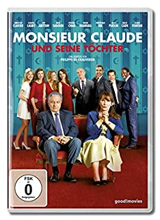 Monsieur Claude und seine Töchter [Alemania] [DVD] (B00LHK8UTK) | Amazon price tracker / tracking, Amazon price history charts, Amazon price watches, Amazon price drop alerts