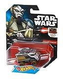 Star Wars Hot Wheels Fahrzeug Garazeb Orrelios - Star Wars Auto, Fahrzeug im Maßstab 1 : 64