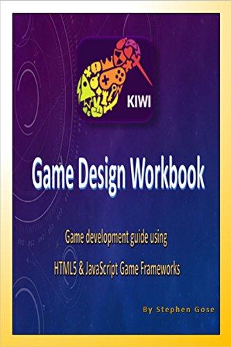 Kiwijs Game Design Workbook: Game development workbook using Kiwi JavaScript Game Framework Engine (English Edition) - Javascript-game-engine