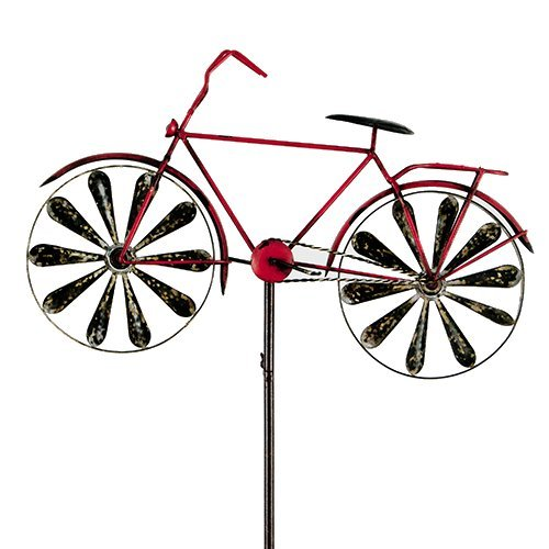 windspiel-fahrrad-metallwindrad-bicylce-red-garten-deko-windrad