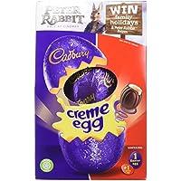 Cadbury Creme Egg Medium Easter Egg, 138 g (pack of 9)