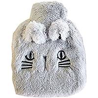 Winter-Karikatur-nette Plüsch-abnehmbare warme Wasser-Tasche, zum warm, Katze zu halten preisvergleich bei billige-tabletten.eu