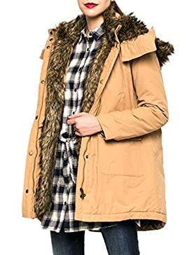 Parka Pepe Jeans Polly Camel