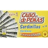 Cabo de Peñas Sardinillas en Aceite de Girasol - 85 g