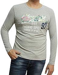 Waooh - Tee-Shirt Manches Longues À Motifs Eddy