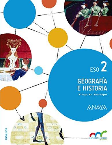Geografía e Historia 2 (Aprender es crecer en conexión)