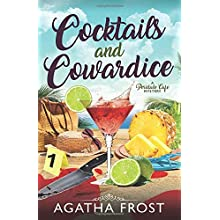 Cocktails and Cowardice (Peridale Cafe Cozy Mystery) (Paperback)