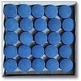 JBB Snooker & Pool Cue Tip 10mm (50 Pieces)