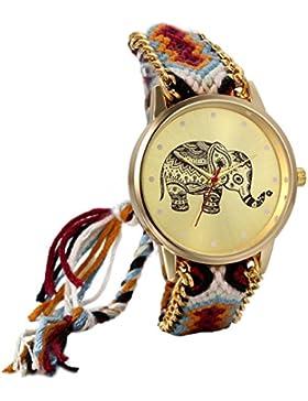 JewelryWe Damen Armbanduhr, Anal