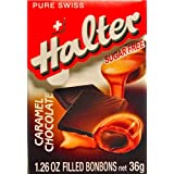Halter Bonbons Caramel Chocolate 40 g (order 16 for trade outer)