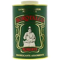 Robert's Borotalco Body Powder Family Size - Talcum, 1000 g/1kg 35 oz.