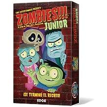 Zombies!!! - Junior, juego de tablero (Asmodee EDGTC50)