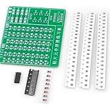 haisi DIY SMD soldar práctica placa Kit para (para Arduino)