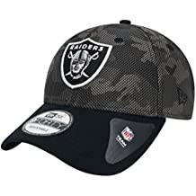 6d268f840d9ba New Era 9Forty Mesh Overlay NFL Oakland Raiders Gorra New Era  camuflaje negro