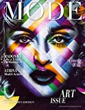 Mode Lifestyle Magazine Art Issue 2019: Collector's Edition - Madonna Cover...