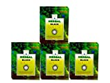 #2: Khadi Herbal Black Henna Pack of 4 Natural Kali Mehndi - Enriched with Amla