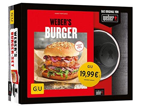 Weber's Burger-Set (GU BuchPlus)
