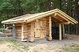 Jochen Schweizer Geschenkgutschein: Blockhaus bauen Schnupperkurs