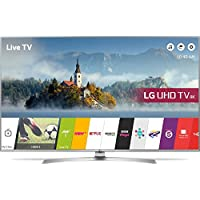 LG 43UJ701V 43 inch Smart 4K Ultra HD HDR LED TV with Freeview HD & Freesat HD with Freeview Play