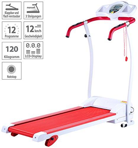 newgen medicals Profi Laufband Premium-Laufband Abbildung 2