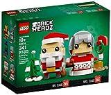LEGO Herr und Frau Weihnachtsmann - Wünsche Frohe BrickHeadzTM Weihnachten - mit Herrn und Frau Weihnachtsmann!