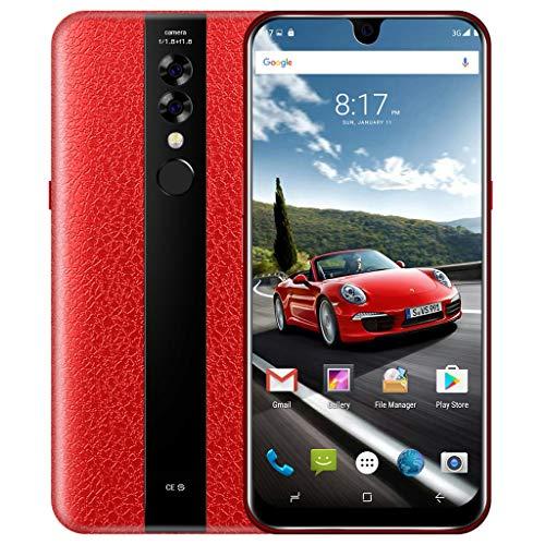Quad Core 6,2 Zoll Smartphone Für Android 7.0 2 / 3G Tragbar Das Telefon anrufen Handy -