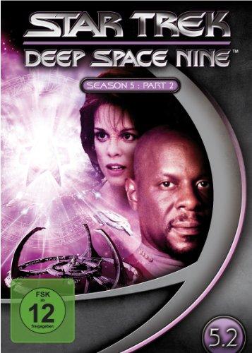 Star Trek - Deep Space Nine/Season 5.2 (4 DVDs)