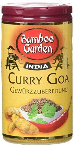 Bamboo Garden Curry Goa - Würzmischung nach indischer Art, 8er Pack (8 x 30 g) (Arten Von Goa)